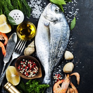 Fish – a fresher alternative when the summer temperatures soar!