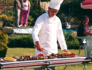 SAFETY TIPS FOR GAS BARBECUES