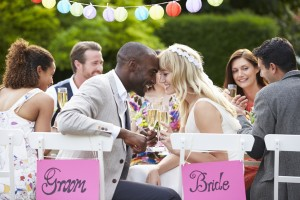 Make a barbecue part of your wedding day to remember…