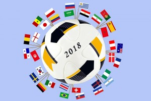 Get a World Cup Grilly on and score with your customers