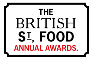 Don't forget to follow the British Street Food Awards