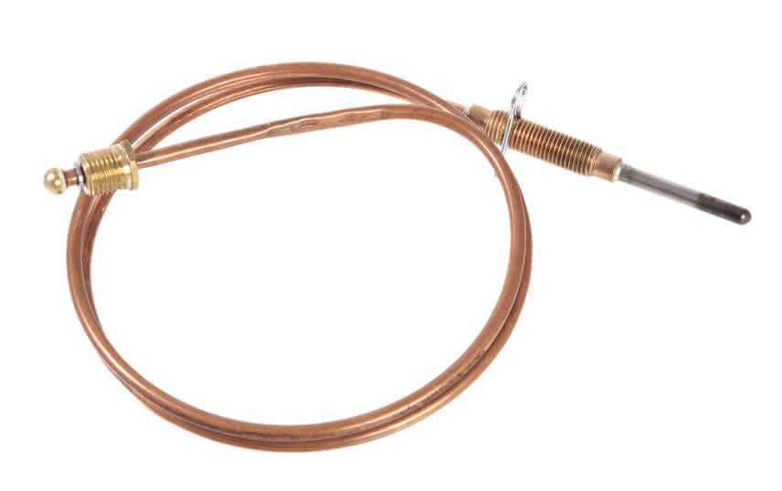 Thermocouple c/w Knob R Clip